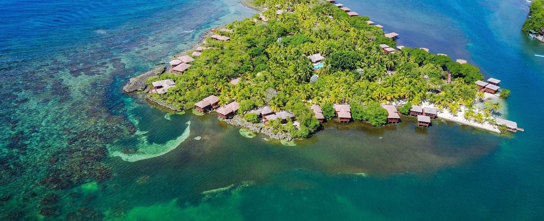 Anthony's Key Resort Aerial Photo