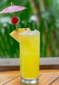 Refreshing Cocktail at Anthony's Key Resort