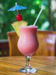 The Frangipani Cocktail