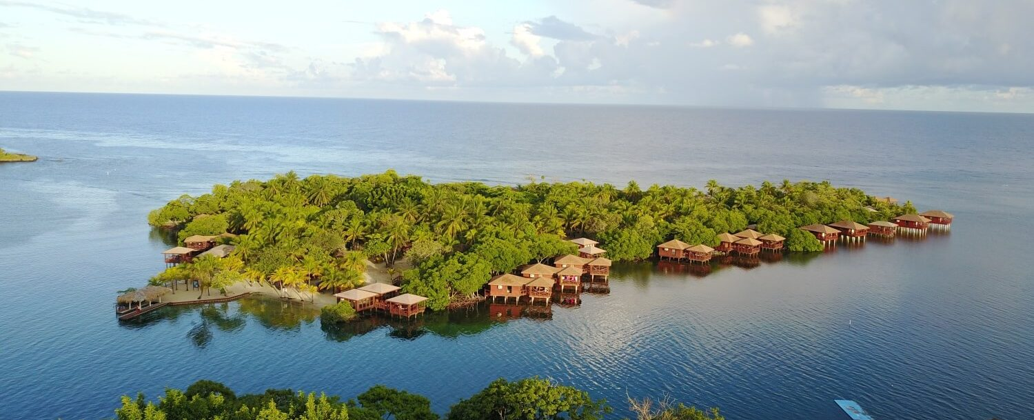 Sightseeing on Roatan Island