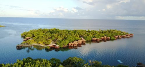 Sightseeing on Roatan Island
