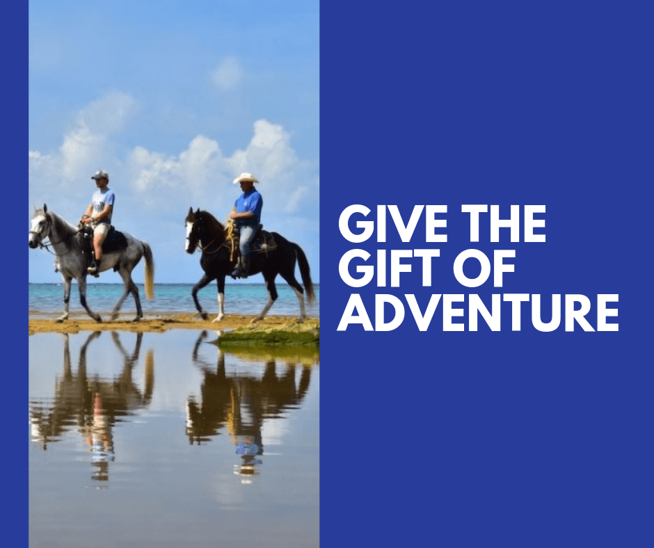 give the gift of adventure at Anthony's Key Resort