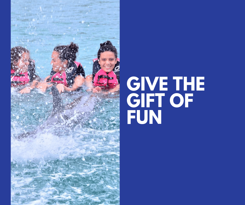 give the gift of fun at Anthony's Key Resort