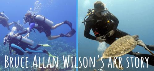 Bruce Allan Wilson's akr story (1)