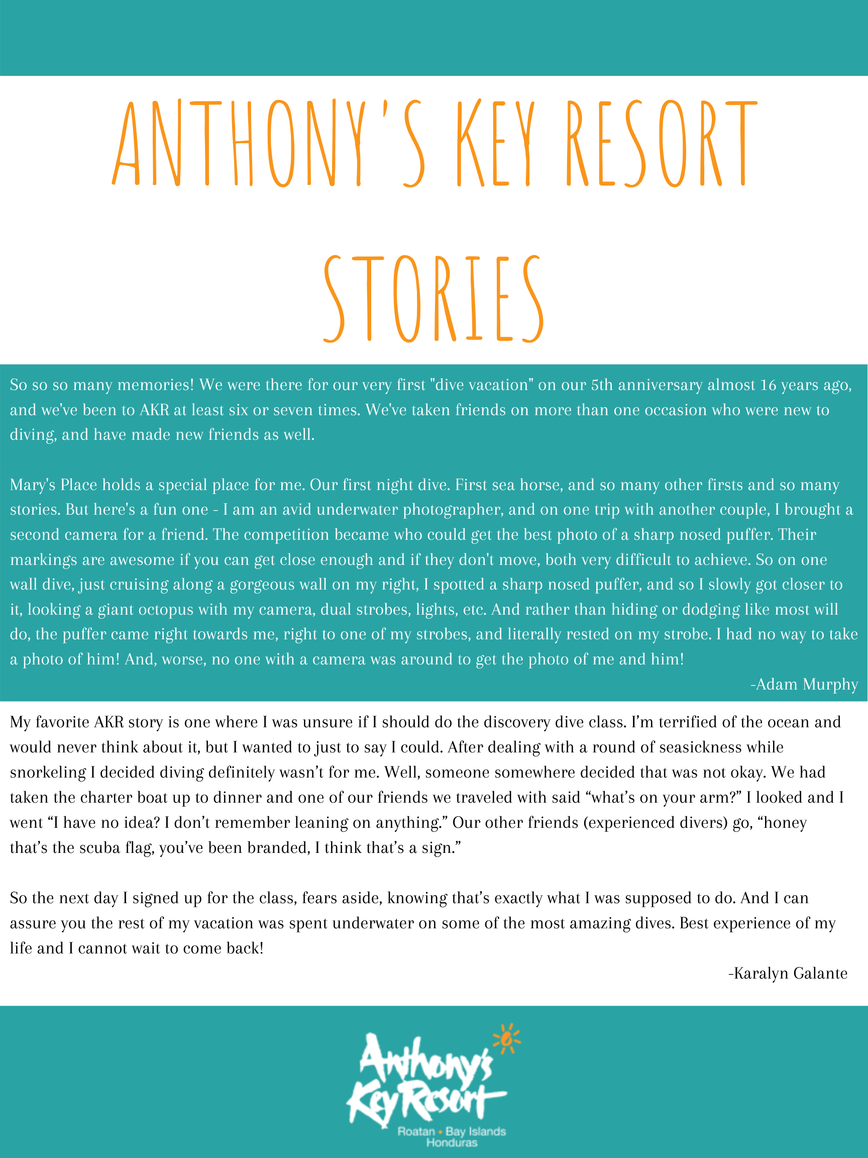 AKR Stories
