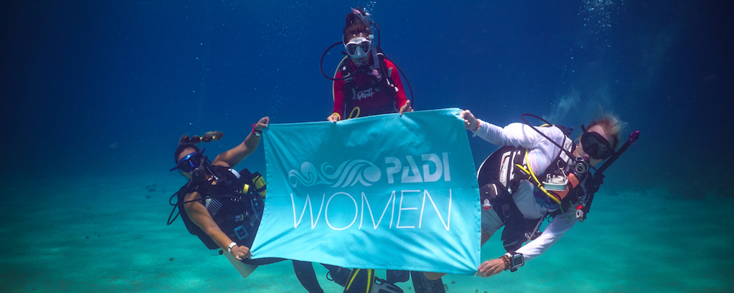 Women's Dive Day